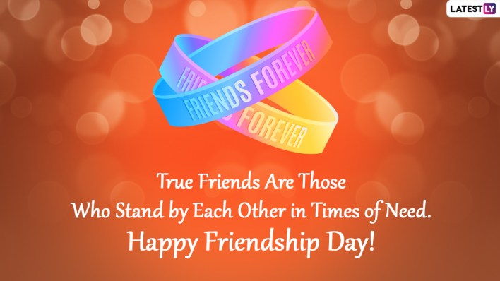 5 Friendship Day Messages - scoailly keeda