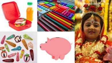 Navratri Kanya Puja 2021 Gift Ideas: From Face Masks to Hair Accessories, Fun Gifts For Kanjak Pujan
