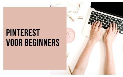 Pinterest voor beginners - headers