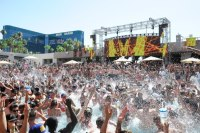 Day to Night at MGM Grand in Las Vegas: Wet Republic to ...