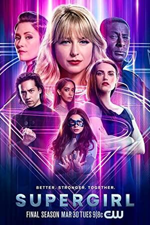 Download Supergirl (2014-21) (Season 01 - 06) {S06 - E07} English Series In 480p   720p
