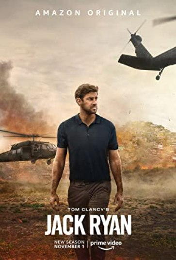 Download Tom Clancy's Jack Ryan (2018-19) (Season 1 - 2 ) (Dual Audio) {Hindi + English} Web-Series In 480p, 720p