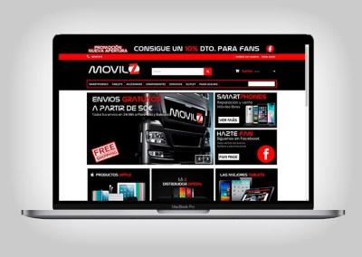 Tienda online Movil Z
