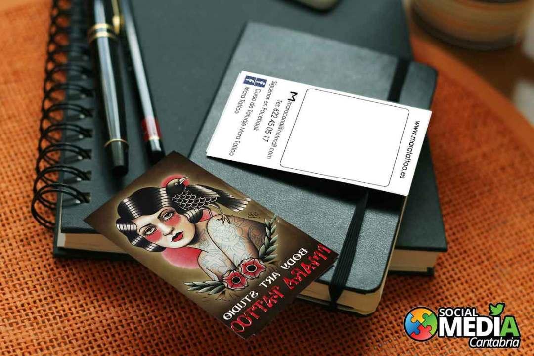 Mara-Tattoo---Diseno-tarjetas-de-visita-Social-Media-Cantabria