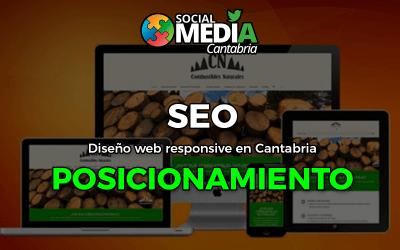 Diseño web Responsive en Cantabria