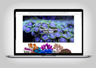 Tienda Online MQM Aqua