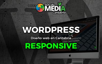 Diseño web WordPress en Santander