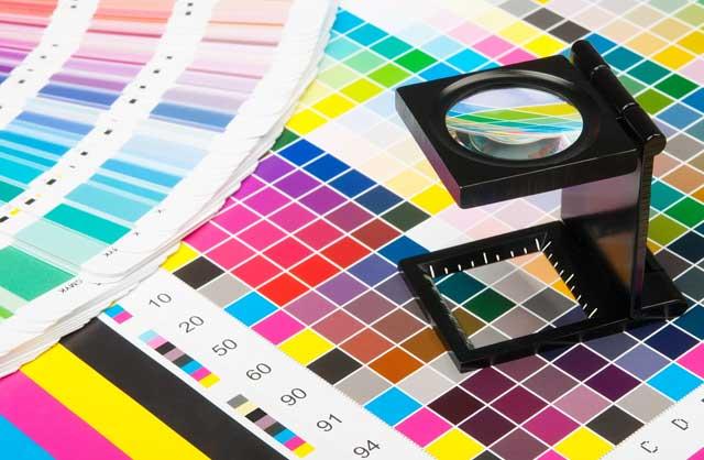 Diferencia de colores entre RGB y CMYK