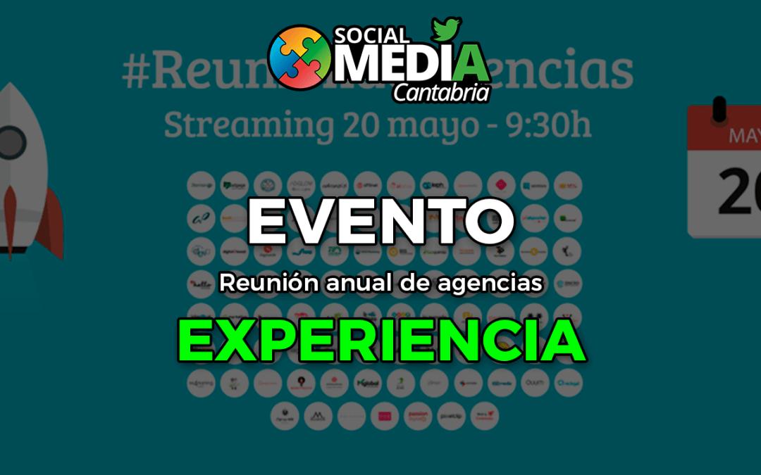 Reunión Anual de Agencias – Experiencia