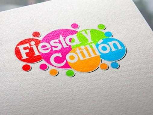 Logotipo Fiesta y Cotillon