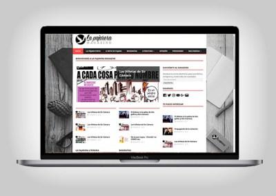 Web La Pajarera Magazine