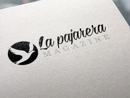 Logotipo La Pajarera Magazine