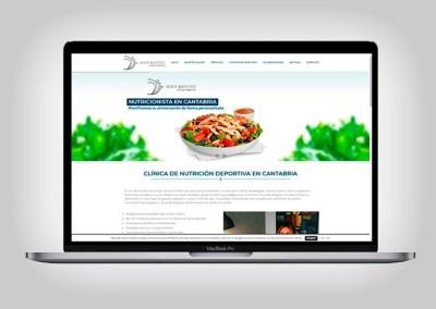 Web Clara Sanchez Nutricionista