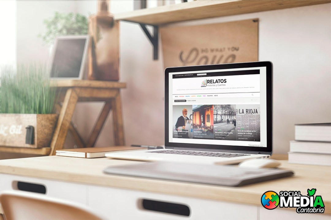 diseño web en cantabria relatos y cuentos
