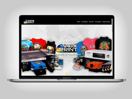 Web Inforprint Santander