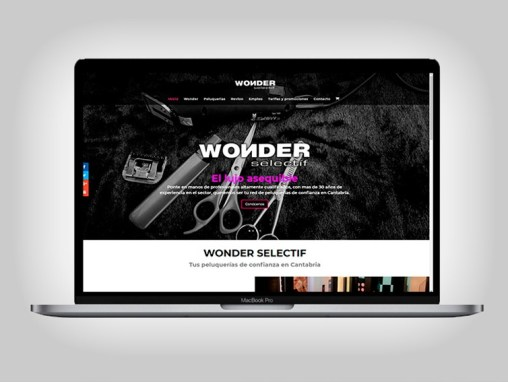 Web Wonder Selectif