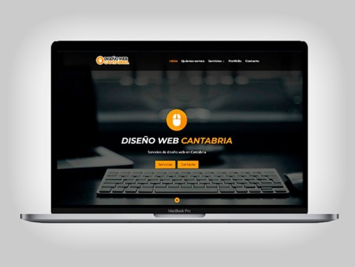 Web Diseño Web Cantabria