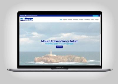Web Mouro Prevención