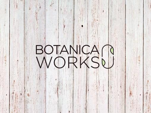 Branding Botánica Works