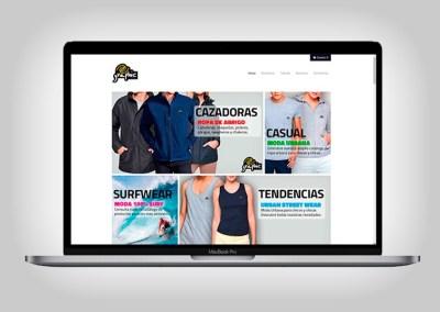 Tienda Online Graphic Surfwear