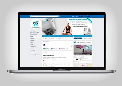 Facebook Fisioterapia SP
