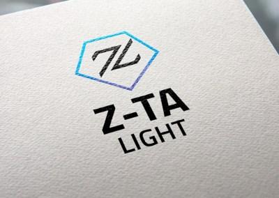 Logotipo ZTA Light