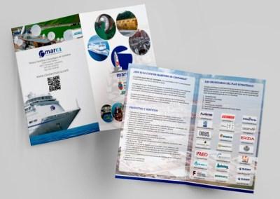 Diseños Clúster Marítimo de Cantabria