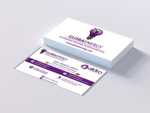 Tarjetas Globaenergy Portugal