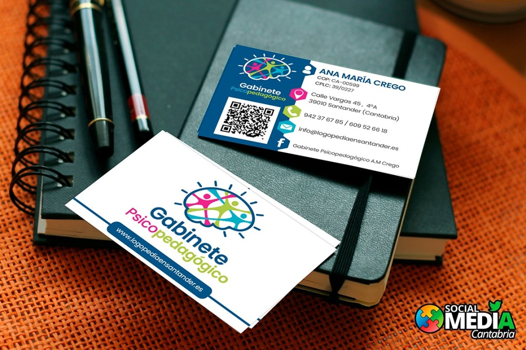 Gabinete-Psicopedagogico-Diseno-Tarjetas-de-Visita-Social-Media-Cantabria