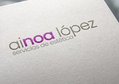 Branding Ainoa Lopez