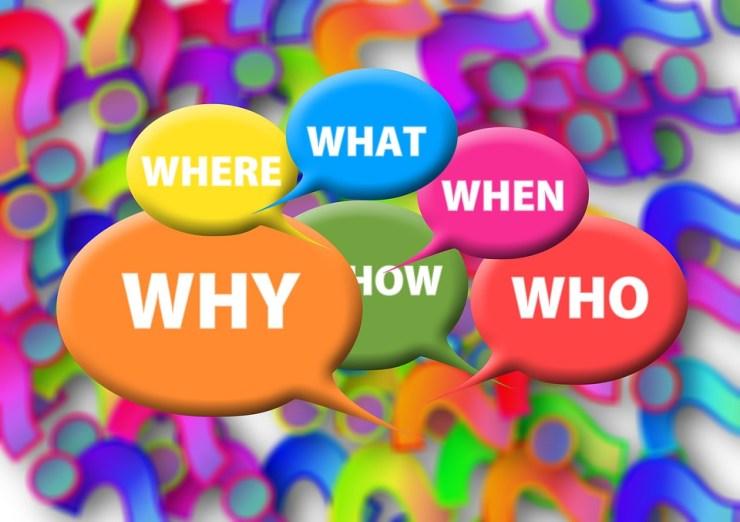 FAQ of veelgestelde vragen