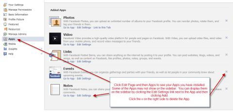 click edit page