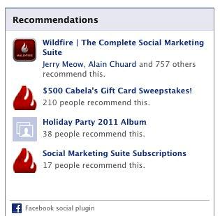 Empfehlungen