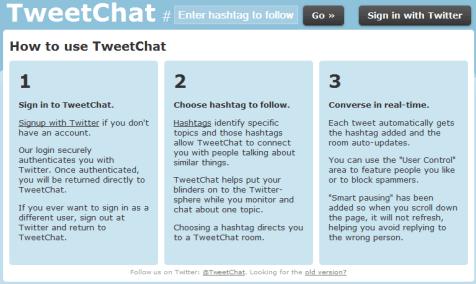 Tweet-Chat