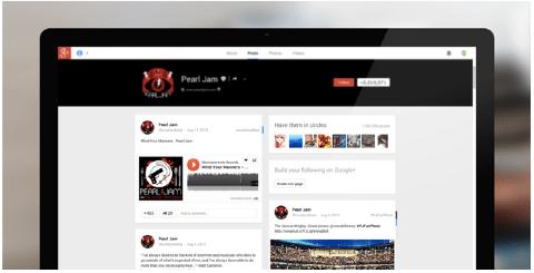 Google Plus Soundcloud einbetten