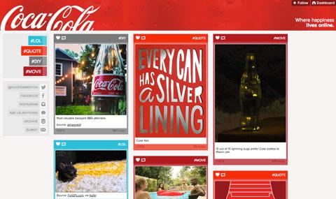 Coca Cola Thema