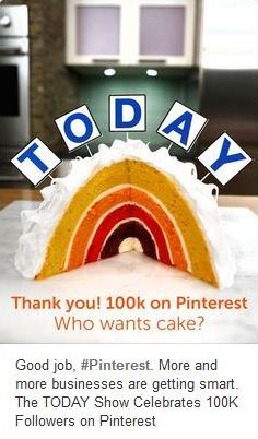 today cake pin