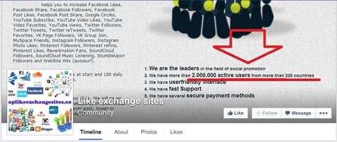 Facebook Community Header Bild