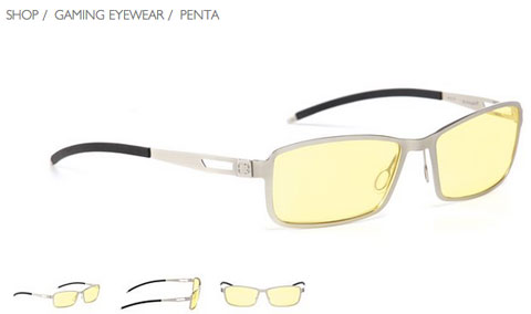gunnar optiks penta glasses