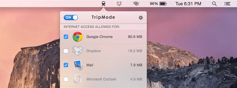 tripmode app