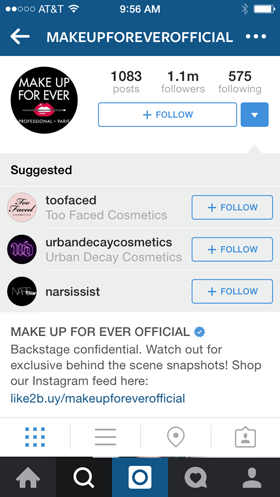 suggested instagram accounts