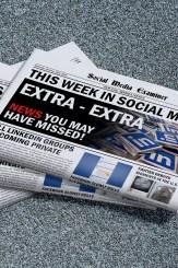 Social Media Prüfer wöchentliche Nachrichten 10. Oktober 2015