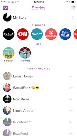 the latest stories by friends and advertisers