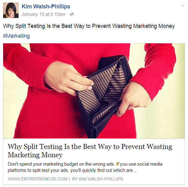 kim walsh-phillips expert post