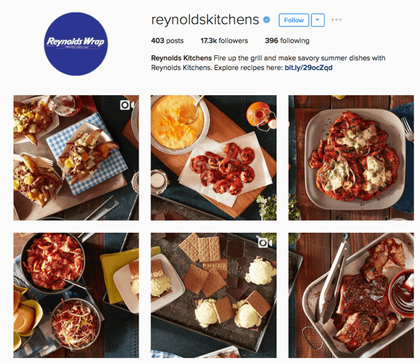 instagram reynolds kitchens