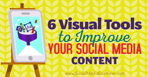 Visual Tools for Social Media