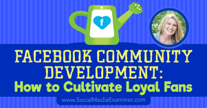 Facebook Community Development