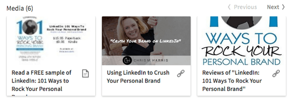 Use video to showcase your expertise on LinkedIn.