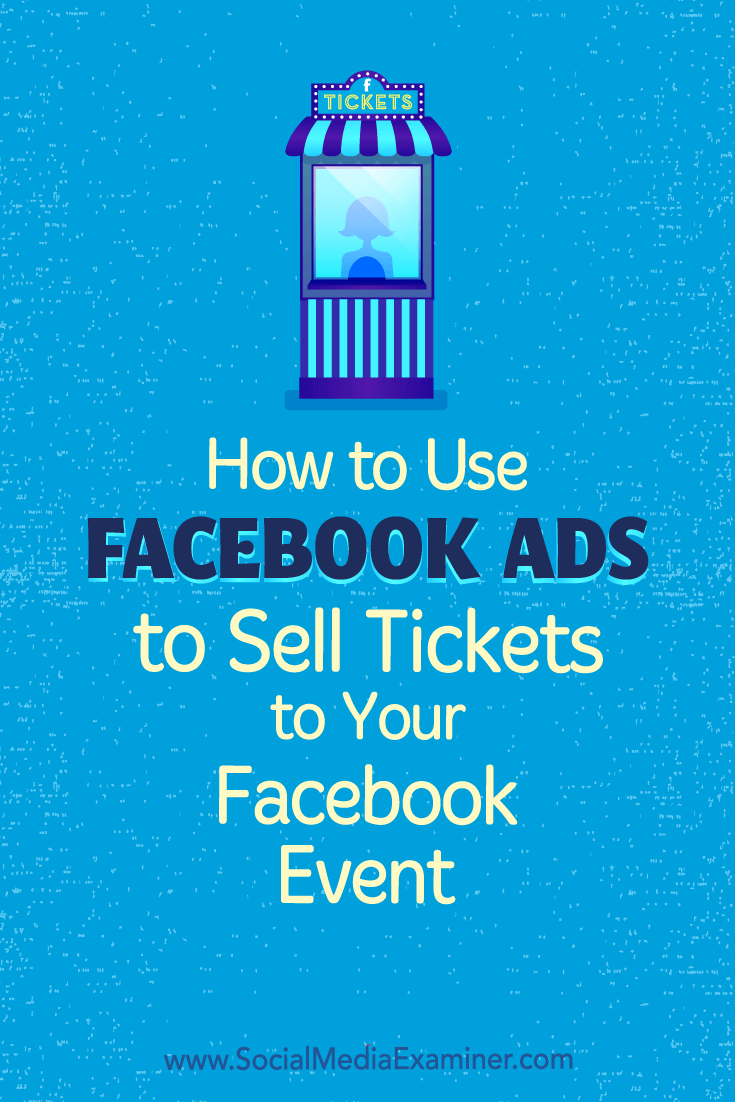 Discover how to promote and drive ticket sales to your Facebook event using Facebook ads and four main custom audiences (and lookalikes).