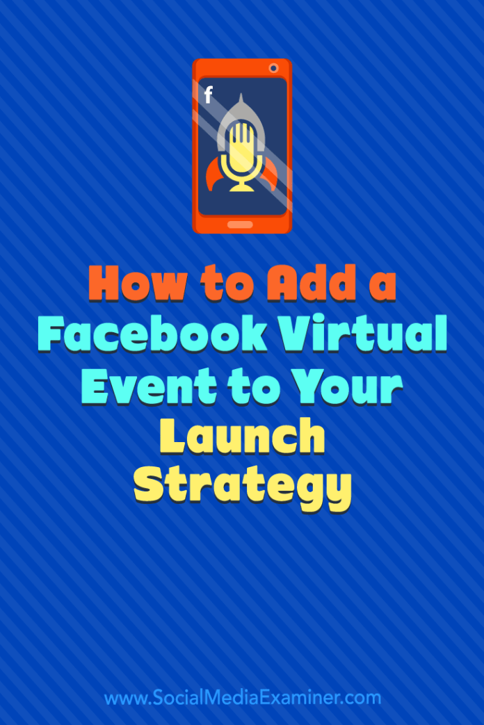 Discover how to create and host a Facebook virtual event for your webinar, product launch, or online event.